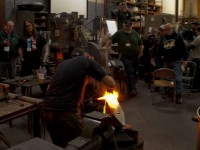 James Austin forge welding