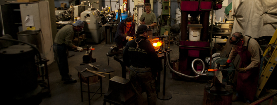 Advanced Blacksmithing Classes