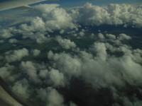Clouds over the NorCal