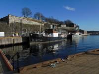 Oslo Fjord looking at Akershus