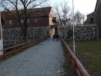 The old fortress of Akershus