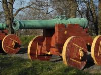 Bronze Gun at Akershus