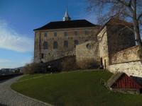 Akershus Fortress, Oslo...