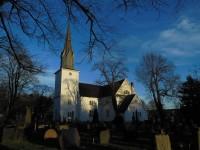 Church in Sandefjord.