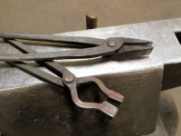 Forge Your Own Flat-Bit Tongs (2 Days)